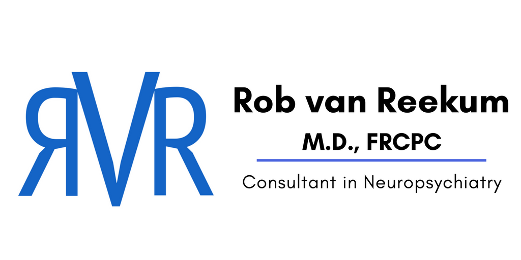 Rob van Reekum, M.D., FRCPC